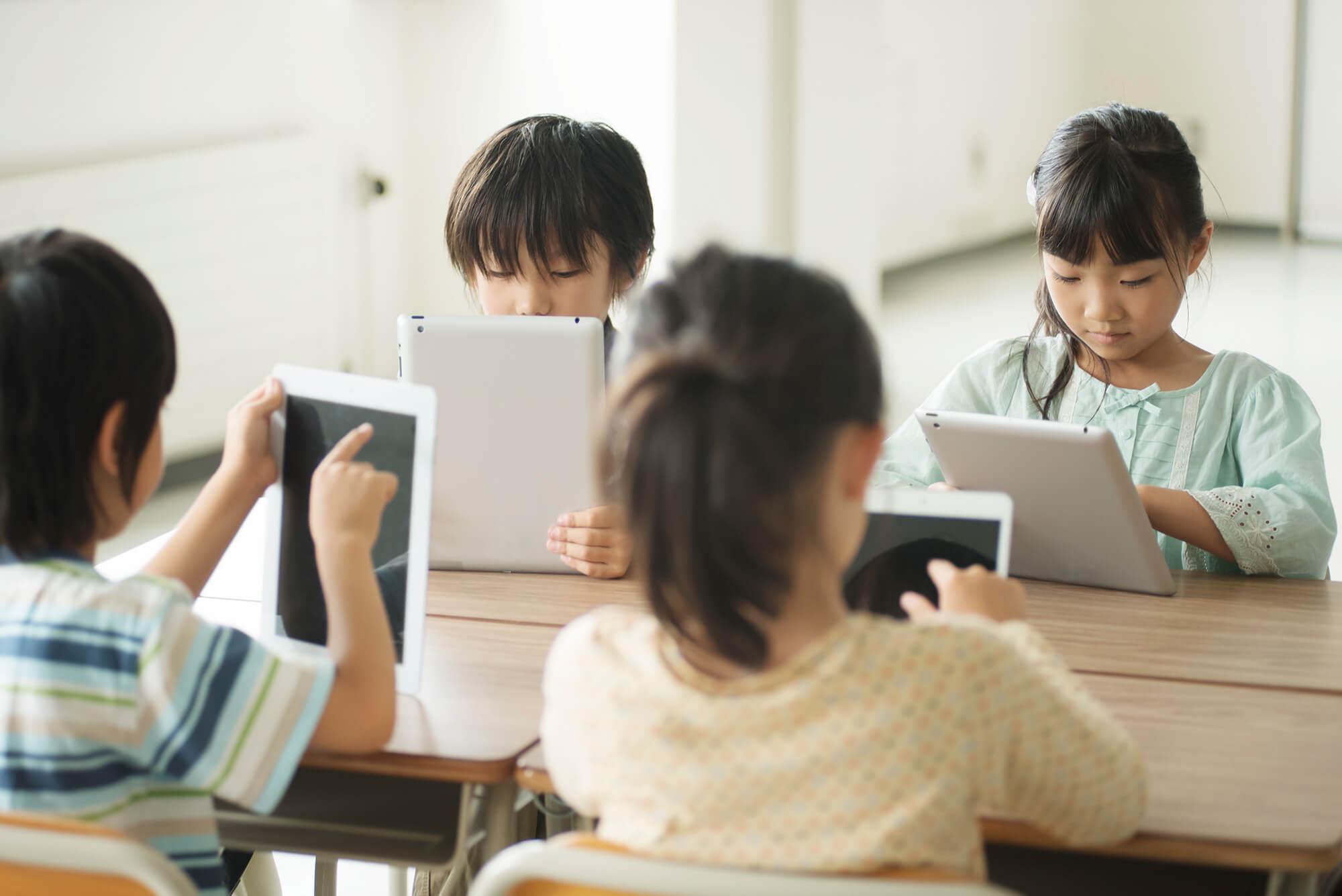 学校で導入しているモバイルデバイスを簡単に管理する
